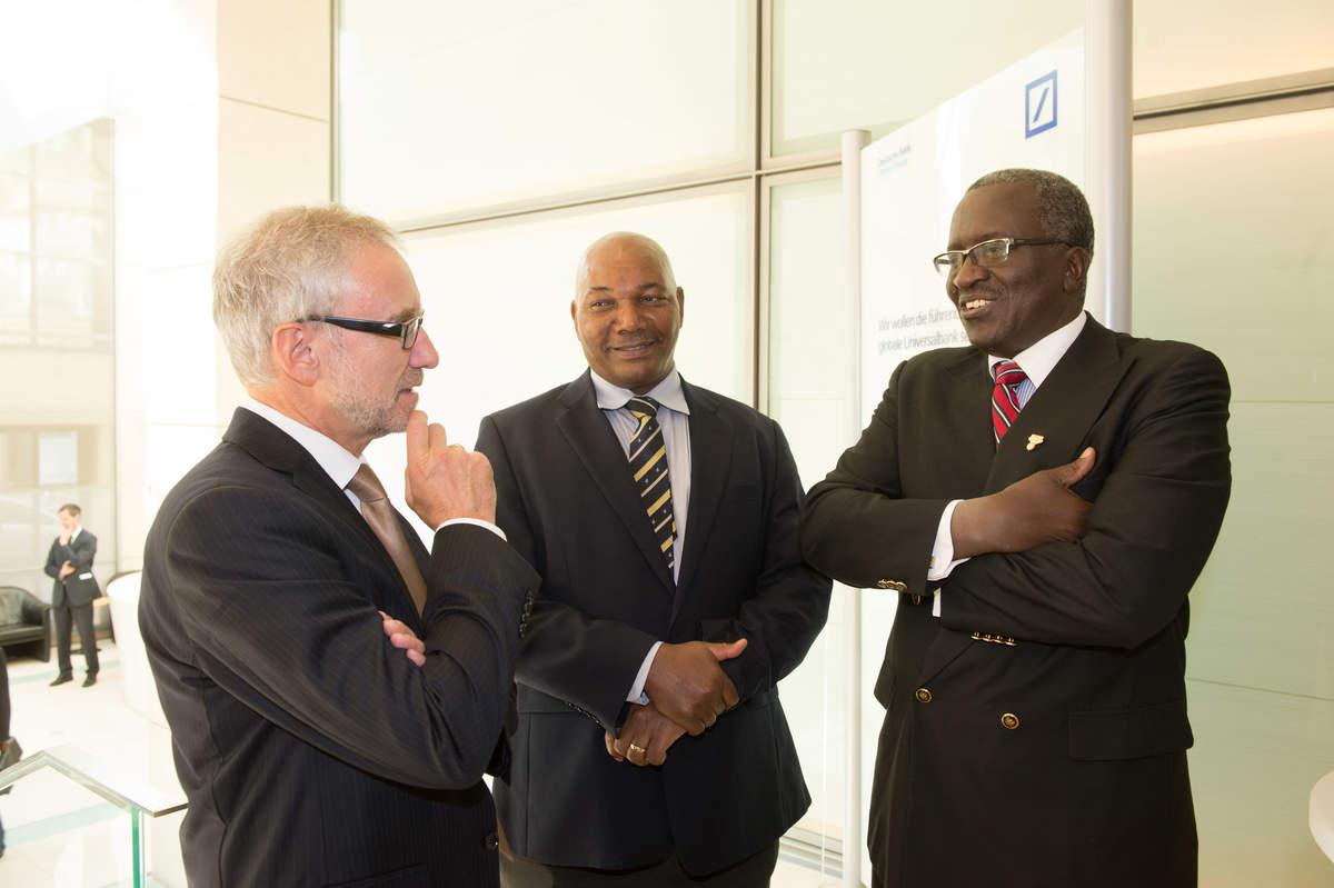Handelsbeziehung Deutschland und Afrika